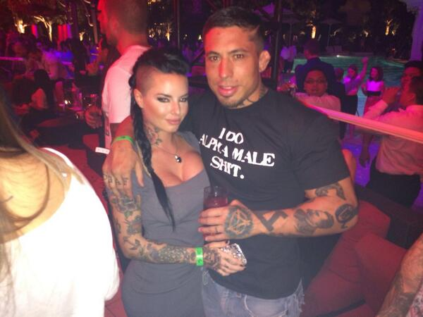 Christy Mack & WarMachine