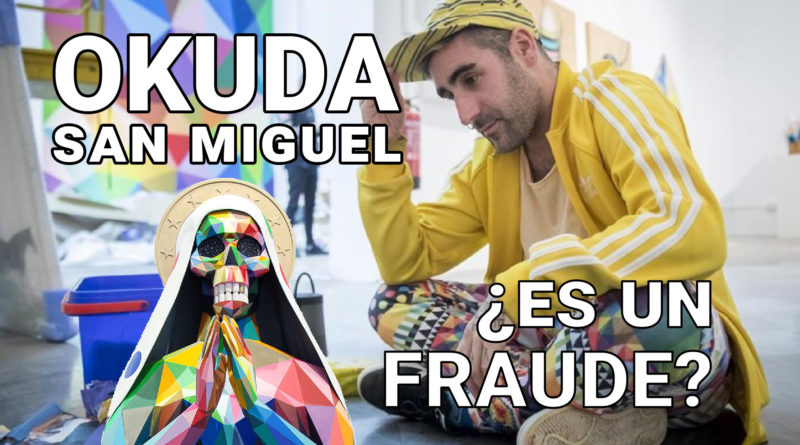 Okuda San Miguel – ¿Graffiti o Arte (sanía millonaria)?